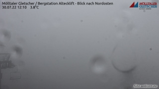Mölltaler Gl. (AT), Altecklift 2751 m n.m.